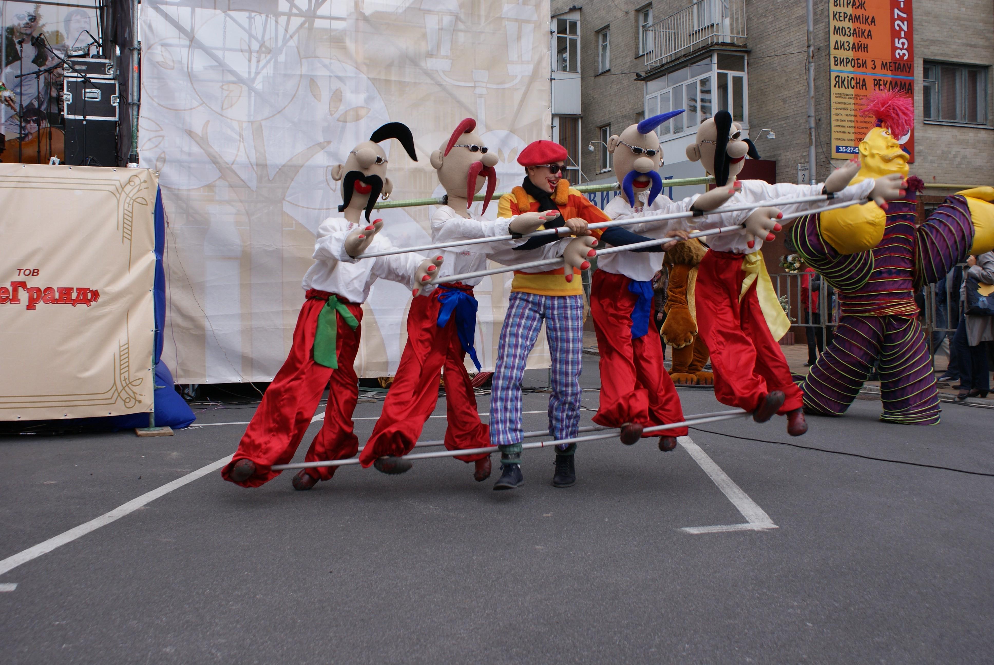 Найяскравіші моменти з святкування Дня міста Вінниці 2013 (Фоторепортаж)