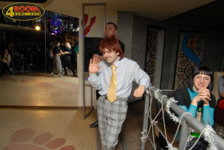 Фотоотчет вечеринки: Драйвовое шоу крутых парней в 4ROOM