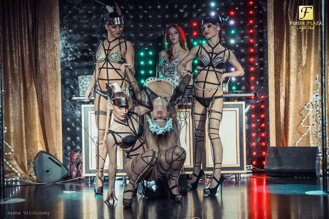 СУПЕР-ШОУ ОТ TABASKO DANCE PROJECT в FERIDE PLAZA