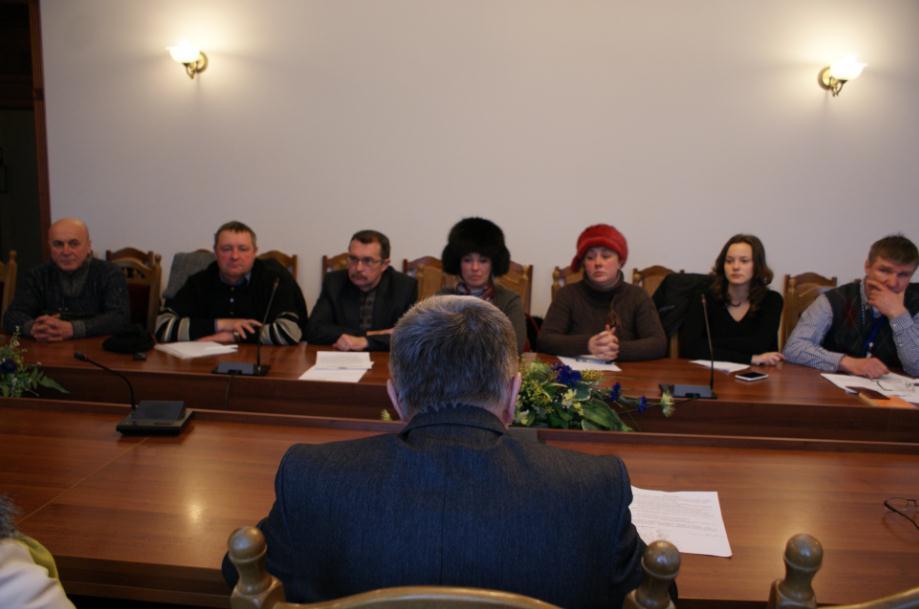 Ексклюзив: як група від Вінницького Євромайдану вела переговори з Татусяком?