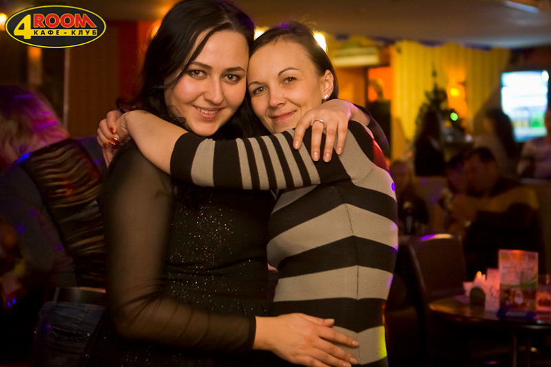 Фотоотчет вечеринки Вечер Черного Юмора в 4ROOM