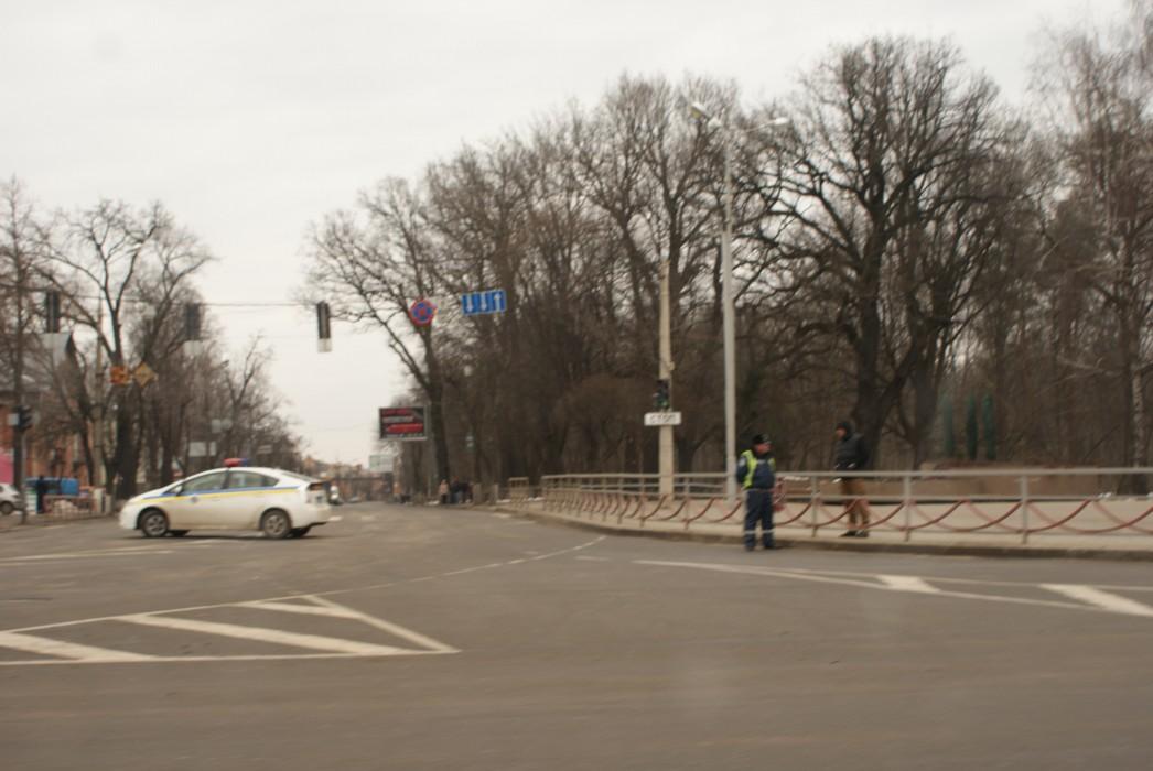 Вінниця стоїть. Усі мости під контролем активістів (ФОТО)