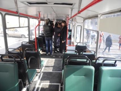 У Вінниці запустили новий тролейбус -