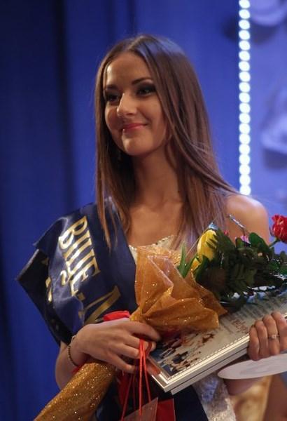 «Міс Вінниця 2014» стала Тетяна Кіяшко з педуніверу