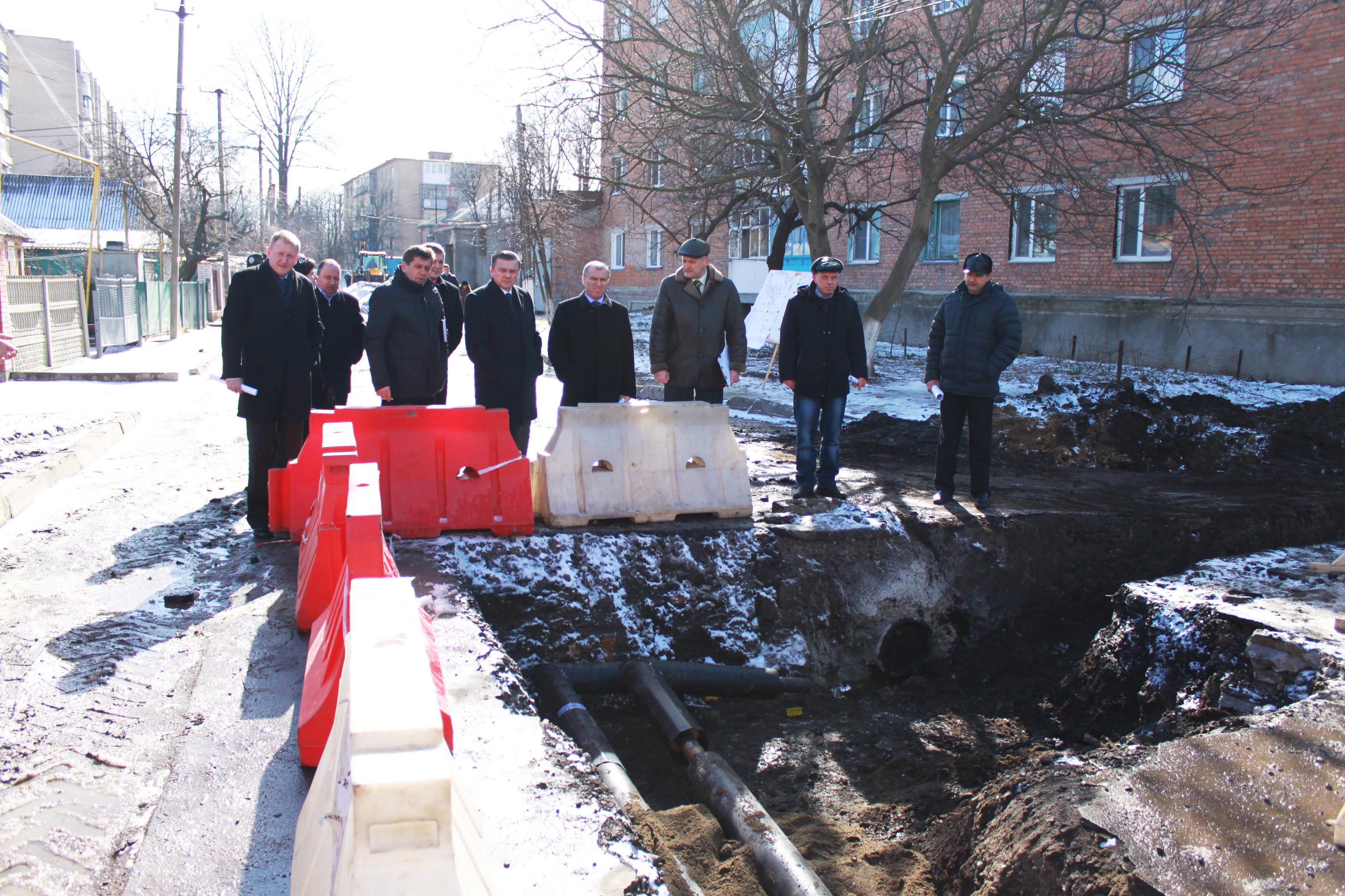 На Тяжилові почали модернізувати систему теплопостачання (Фото)