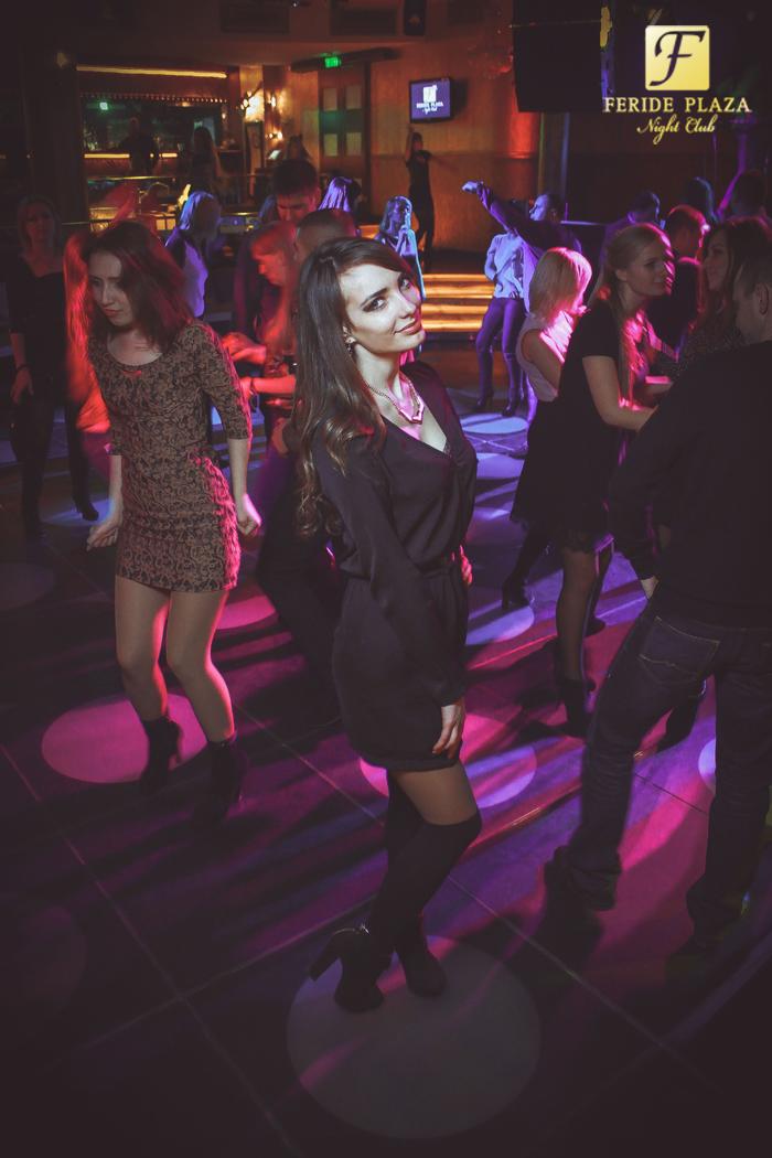 Фотоотчет вечеринки: PARTY HARD в Feride Plaza