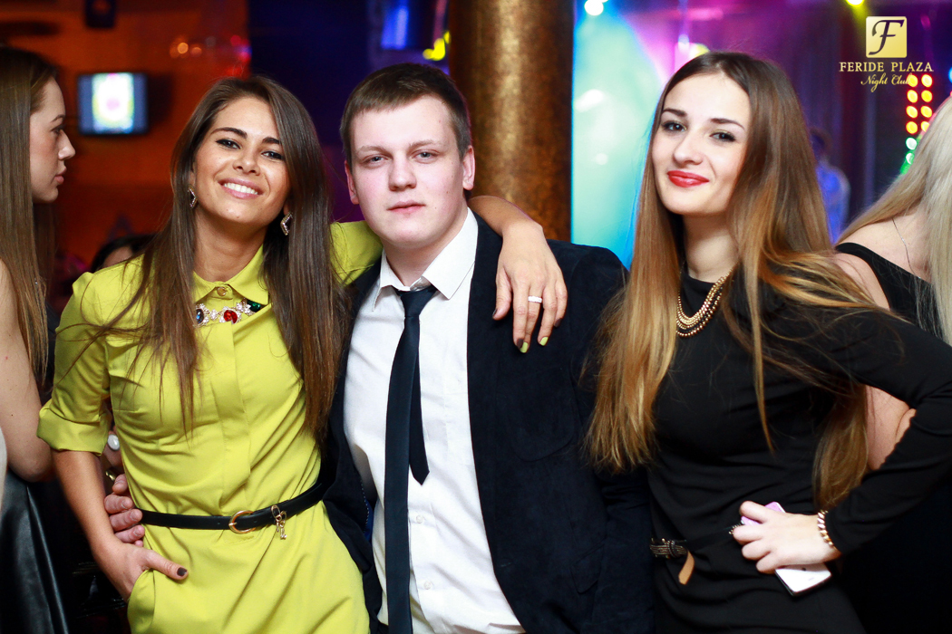Фотоотчет вечеринки: FANTASTIC CREW, финалисты шоу