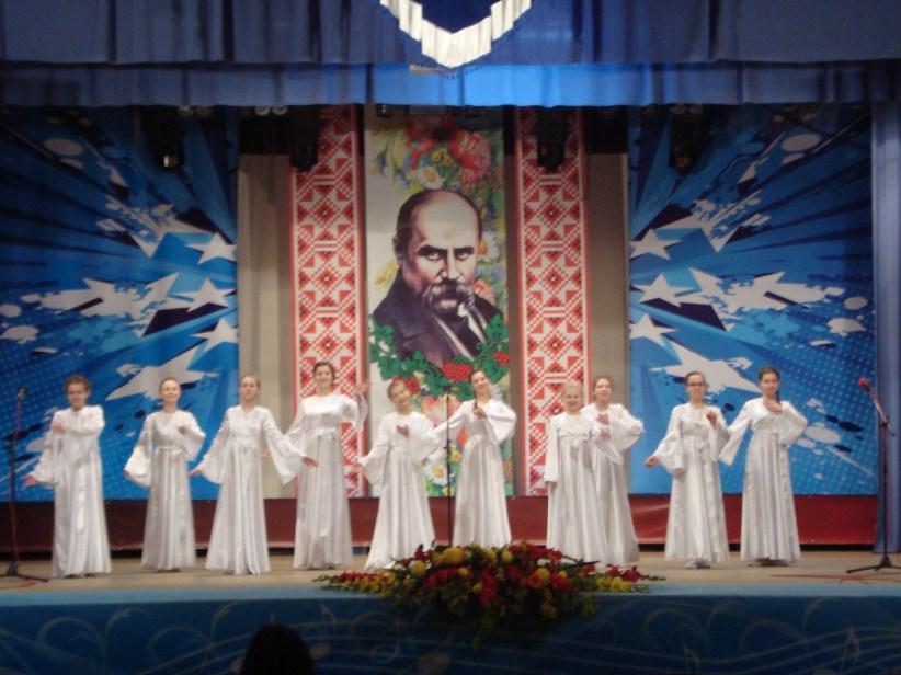 На ХІІІ-ому загальноміському конкурсі читців «Шевченко – для усіх століть» визначили переможців
