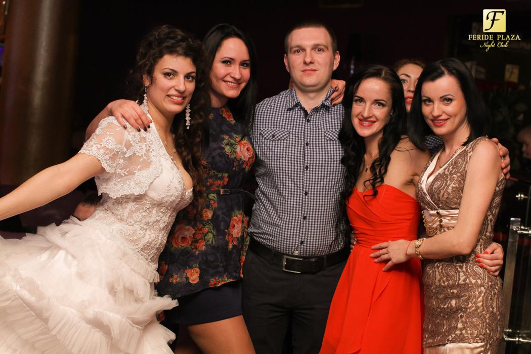 Фотоотчет вечеринки с Dj Andrew Nagorny в Feride Plaza
