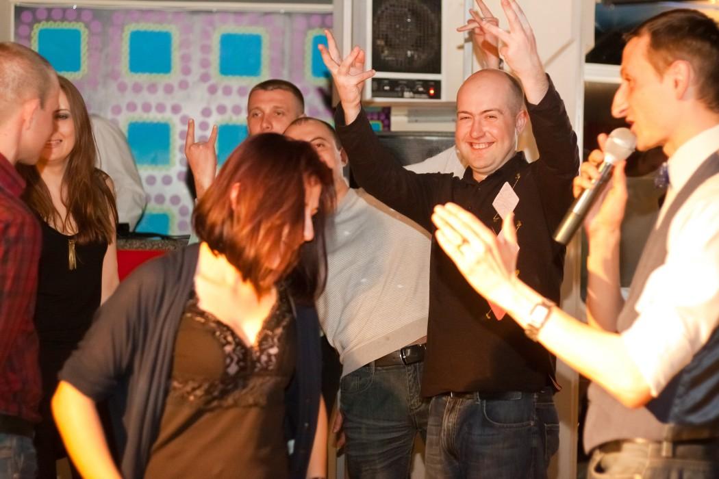 Фотоотчет вечеринки: Relax Party в 4ROOM