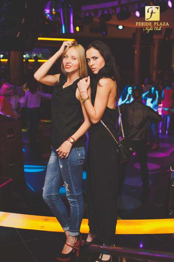 Фотоотчет вечеринки: Night for women в Feride Plaza