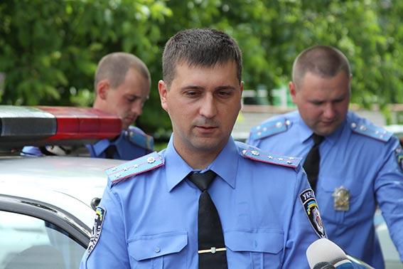 Міліціонери Вінниччини: