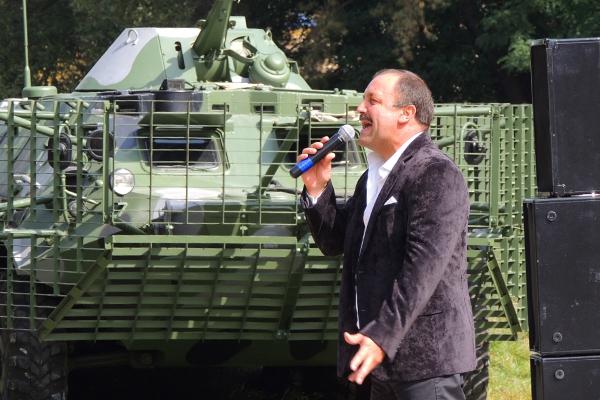 Академічний ансамбль пісні й танцю МВС України здійснив
