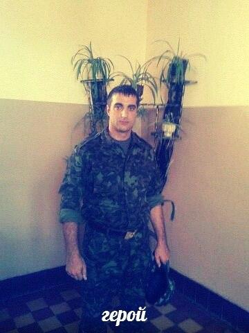 Під Дебальцевим загинув снайпер із Вінниччини (Фото)