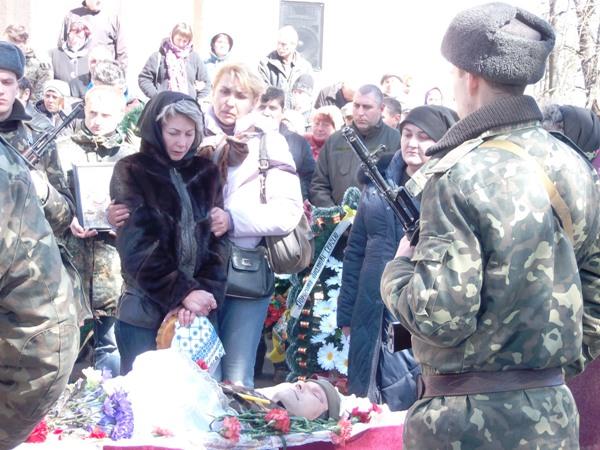 Розвідник із Вінниччини загинув у зоні АТО на свій день народження