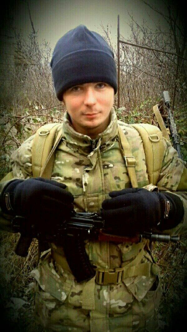 В зоні АТО загинув 23-річний вінничанин (Фото)