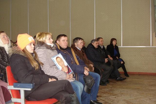 На Вінниччині бійцеві, що загинув у зоні АТО, відкрили меморіальну дошку (Фото)
