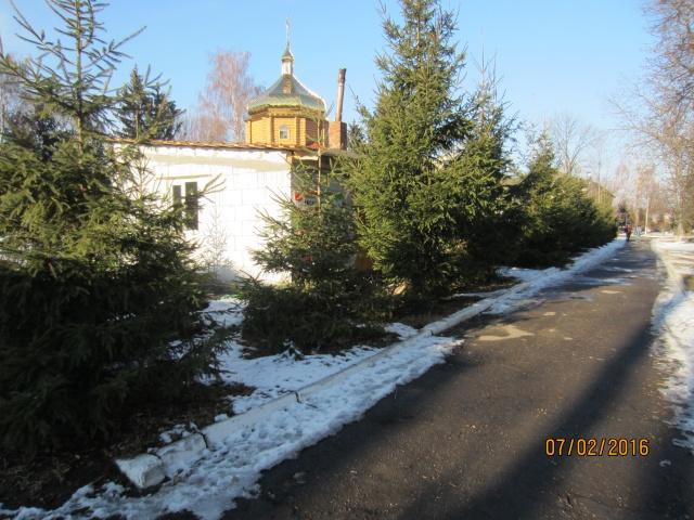 На території церкви УПЦ МП невідомі зробили написи