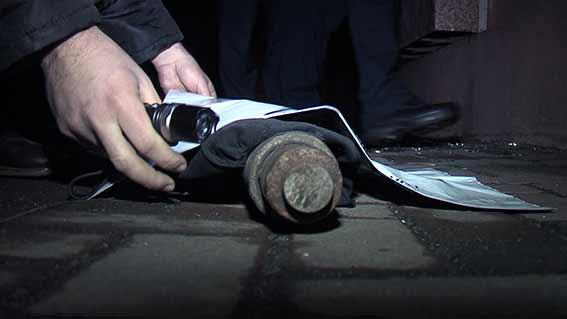 У Вінниці гранатою підірвали салон краси (Фото)