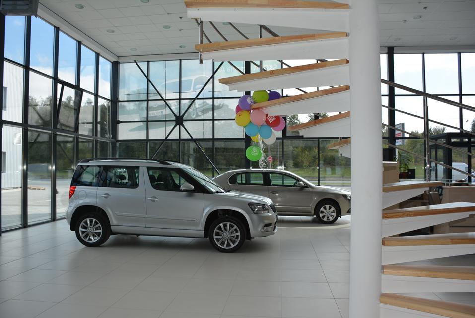 ДП «Автотрейдінг-Вінниця» - офіційний дилер SKODA в м.Вінниця!