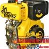 Дизельний двигун  ДВС – 410ДШЛЭ на мотоблок, тракт
