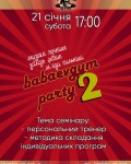 Babaev Gym Party 2