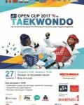 Taekwondo Open Cup 2017