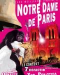 Notre Dame de Paris – LE CONCERT