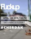 FuckUp Nights в Вінниці