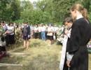 На Вінниччини попрощалися з бійцем АТО, який помер у госпіталі (Фото)