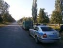 Повне авто алкоголю: на Вінниччині спіймали водія, що перевозив нелегальний спирт (Фото)