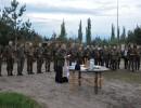 Нацгвардійці з Вінниці святкували півстолітній ювілей частини в зоні АТО (Фото)