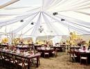 Свадьба в шатре: как ее правельно провести?