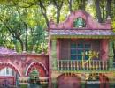 Декорации в парках развлечений