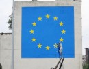 Бэнкси создал новый мурал, отражающий нынешнее состояние ЕС
