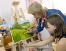 Школа рисования для детей: что входит в программу обучения