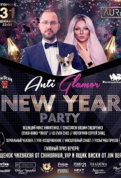 Anti Glamour New Year party