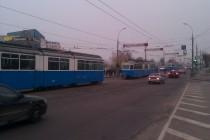 У Вінниці стояв електротранспорт через вибух у трамваї