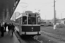 Вінницею курсував ретро-трамвай (Фоторепортаж)