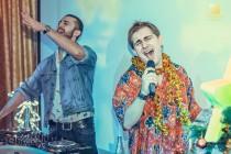 Фотоотчет вечеринки Старый Новый Год в Feride Plaza
