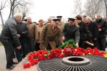 У Вінниці вшановували воїнів, що 70 років тому визволили Вінницю від фашистів