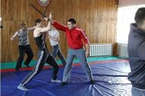 """Перші бійці спецпідрозділу """"Вінниця"""" пройшли вишкіл на базі центру професійної підготовки УМВС (Фото+Відео)"""