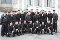 """Другий взвод батальйону """"Вінниця"""" склав присягу на вірність українському народу (ФОТО, ВІДЕО)"""