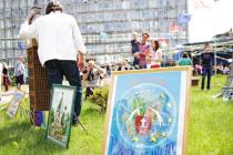Вінниця вже всьоме відсвяткувала День Європи (Фоторепортаж)