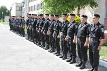 Уже сформовано четвертий взвод батальйону патрульної служби міліції «Вінниця» (Фото)