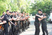На Вінниччину зі Сходу України повернулися 125 правоохоронців