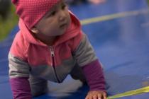 У Вінниці малюки у повзунках змагались у «спринтерських» перегонах на набережній Roshen