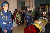 У Вінниці попрощалися із льотчиком-героєм (Фото)
