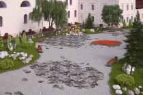 Площа Шевченка набуває нових обрисів (Фото)