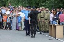 Вінницькі міліціонери знову поїхали в зону АТО. Везуть спецзасоби, продукти, медикаменти, речі першої необхідності для колег (Фото)